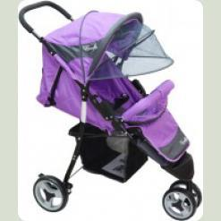 Прогулочная коляска Everflo SK-320 Purple
