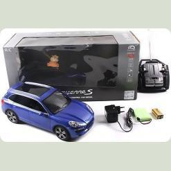 Радиоуправляемый автомобиль Bambi HQ 200127 Porsche Cayenne 1:14