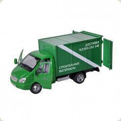 Радиоуправляемый автомобиль Joy Toy Газель Зеленый (9128-1)