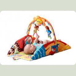 Развивающий коврик Lamaze Играй дома