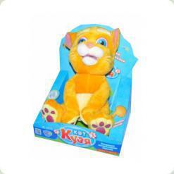 Развивающая игрушка Bambi М 1373 Кот Кузя