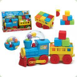 Развивающая игрушка Fun Time Поезд-алфавит (5324FT)