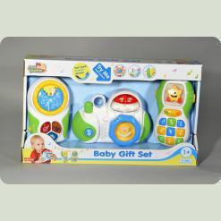 Развивающая игрушка Hap-p-Kid Little Learner (3872 T)