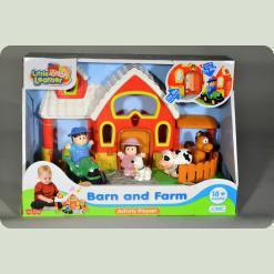 Развивающая игрушка Hap-p-Kid Little Learner Ферма (3883 T)