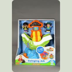 Развивающая игрушка Hap-p-Kid Little Learner Корабль пиратов (3885 T)