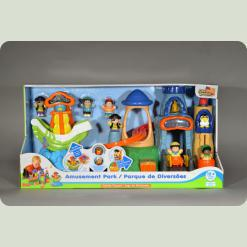 Развивающая игрушка Hap-p-Kid Little Learner Замок и корабль пиратов (3884-85 T)