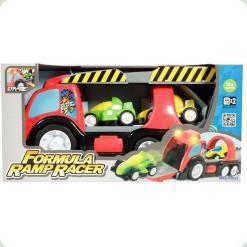 Развивающая игрушка Keenway Автопоезд для соревнований (12151)