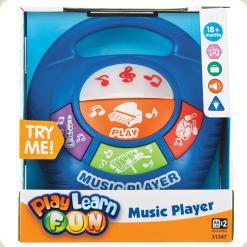Развивающая игрушка Keenway Музыкальный плеер (31347)