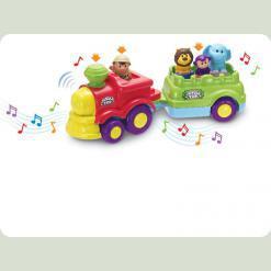 Развивающая игрушка Keenway Поезд Музыкальные джунгли (31224)