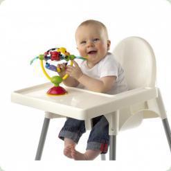 Развивающая игрушка на стульчик (от 6 мес.)