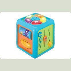 Развивающая игрушка WinFun 0715 NL Куб-логика