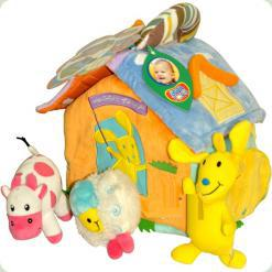 Развивающий активный домик Biba Toys Счастливая ферма (719BS)