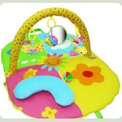 Развивающий коврик-сумка Biba Toys Солнечный день (086BP)