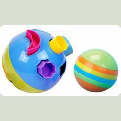 Развивающий набор шаров Fun Time Радуга и Сортер (5311FT)