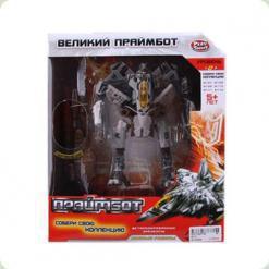 Робот-трансформер Bambi Праймбот (H 606/8112)
