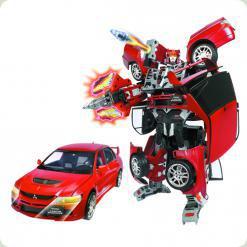 Робот-трансформер Roadbot Mitsubishi Lancer Evolution IX (51010 r)