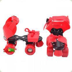 Ролики Profi Roller MS 0037 Красный