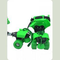 Ролики Profi Roller MS 0037 Зеленый