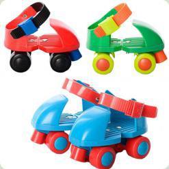 Ролики Profi Roller MS 0038 Красный