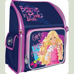 """Рюкзак ортопедический каркасный """"Barbie"""""""