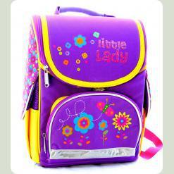 """Рюкзак школьный ортопедический рюкзак """"Маленькая леди"""""""