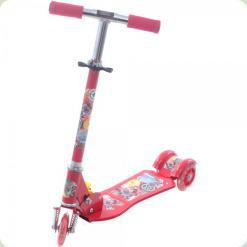 Самокат Profi Trike BB 3-008-1 Ретромобиль Красный