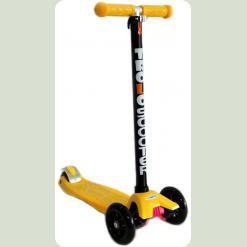 Самокат Trolo Maxi (yellow) до 50кг
