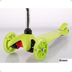 Самокат Trolo Mini LIMITED (light green) до 20кг
