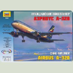 """Самолет """"Аэробус А-320"""""""
