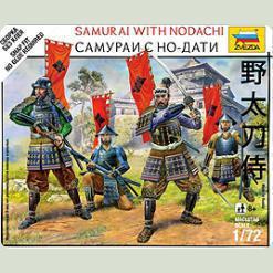 Самураи с но-дати