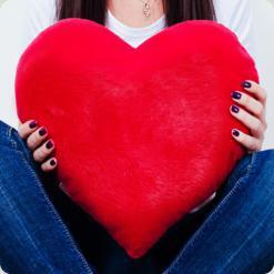 Сердце №4, 50см