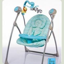 Шезлонг Alexis-Babymix SW102 (blue)