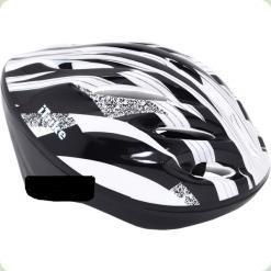 Шлем Profi Trike MS 0343 Белый с черным