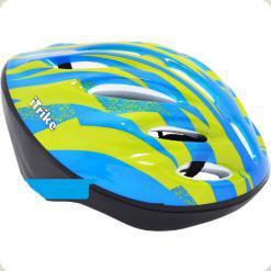 Шлем Profi Trike MS 0343 Синий с желтым