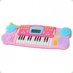 Синтезатор WinFun 2036 G-NL Розовый