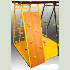 Скалолазная Стенка для детских спорт комплексов и шведских стенок