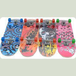 Скейт Profi MS 0301, цвета в ассортименте