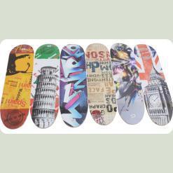 Скейт Profi Sport MS 0353, цвета в ассортименте