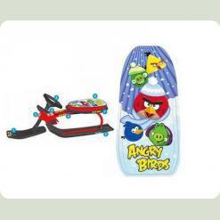 Снегокат Bambi Angry Birds (MS 0898)