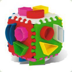 Сортер Stellar 01316 Логический куб