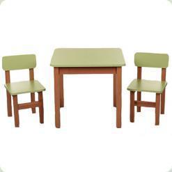 Столик Bambi F091 Green