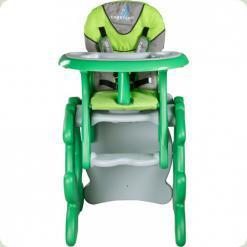 Стульчик Caretero Primus - green