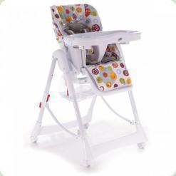 Стульчик для кормления Babycare HC85 Джунгли