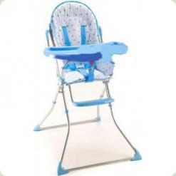Стульчик для кормления Bambi 8003 Blue