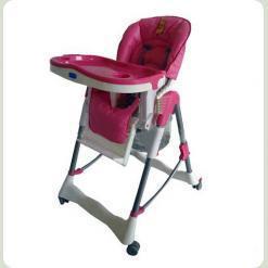 Стульчик для кормления Bambi RT 002-6 Pink