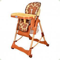 Стульчик для кормления Bambi RT-002-G Жираф