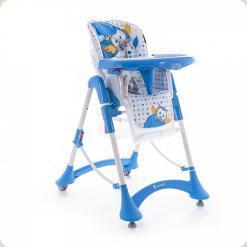 Стульчик для кормления Bertoni ELITE (blue baby owls)