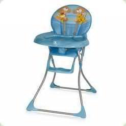 Стульчик для кормления Bertoni JOLLY (blue mice)