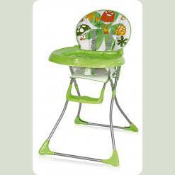 Стульчик для кормления Bertoni JOLLY (green mushrooms)
