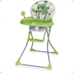 Стульчик для кормления Bertoni Jolly Green Toy Rabbit